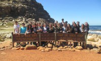 School tour at Cape of Good Hope