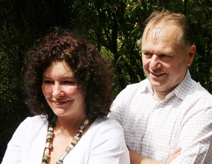 Tanya and Ben Fikket