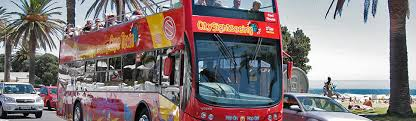 Cape Town's City Sightseeing bus