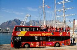 sightseeing topless bus